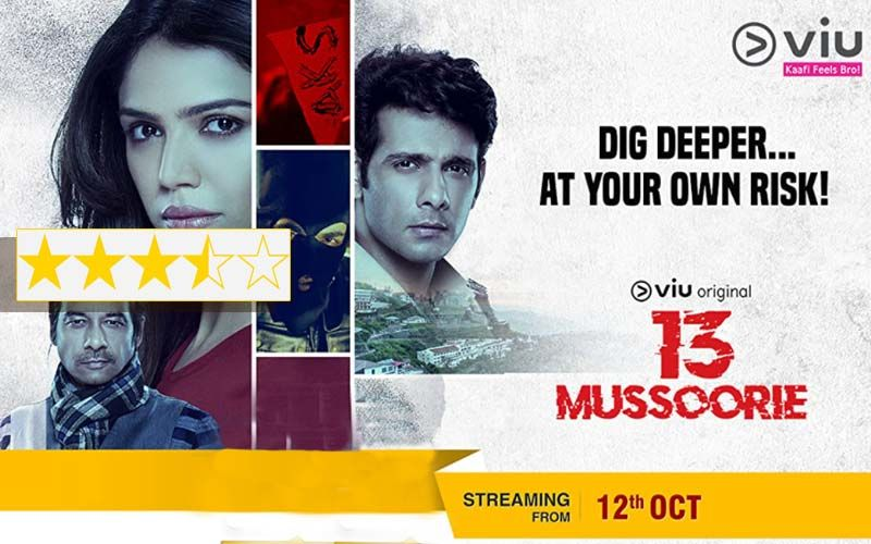 13 Mussoorie Review: Shriya Pilgaonkar And Viraf Patel Bring A Gripping Thriller After Long