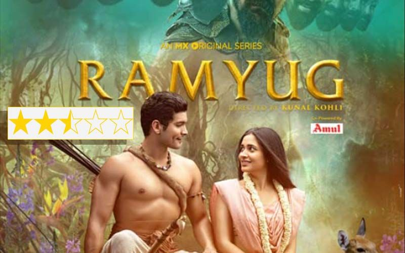 Ramyug Review: Ramayan Reverently Reloaded; Kunal Kohli's Adaptation Seems Ill-Prepared For Comparisons With That Of Ramanand Sagar