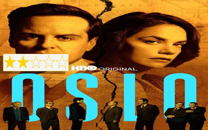 Oslo Movie Review: This Andrew Scott, Ruth Wilson Starrer Is True To History, But A Stretch Nonetheless