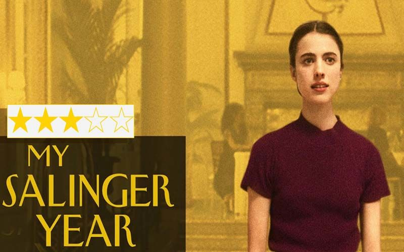 My Salinger Year Review: It Is A Charming Rare Literary Cinema