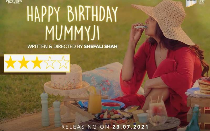 Happy Birthday, Mummyji Review: Shefali Shah's Directorial Is An Enjoyable Watch