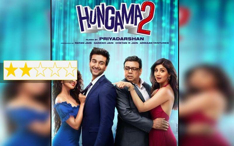 Hungama 2 Review: The Film Starring Paresh Rawal, Shilpa Shetty, Meezaan Jaffrey, And Pranitha Subhash Is Nothing But Stone-Age Humour