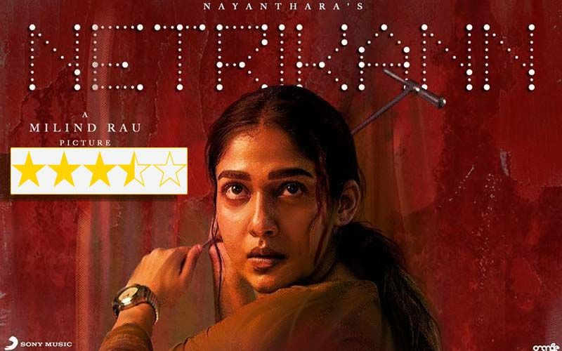 Netrikann Review: The Gorgeous Nayanthara's Thriller Is Nail-Biting