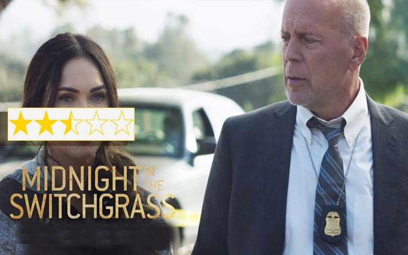 Midnight In The Switchgrass Review: Megan Fox And Bruce Willis' Movie Keeps You Involved In Spite Of The Absurdities