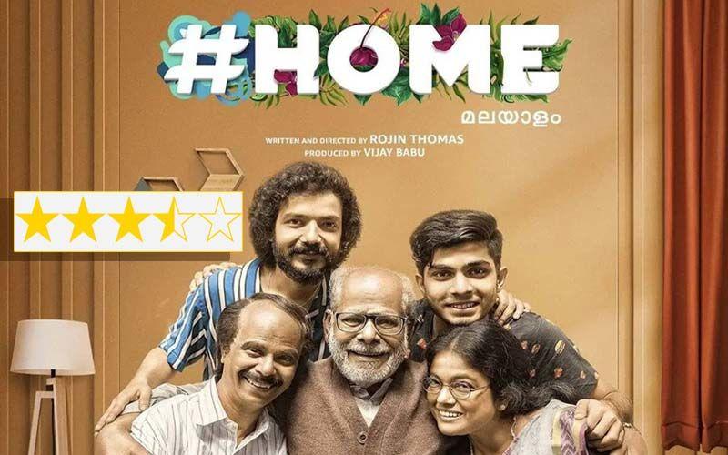 Home Review: Indrans, Manu Pillai and Sreenath Bhasi Starrer Is A Broken Gem