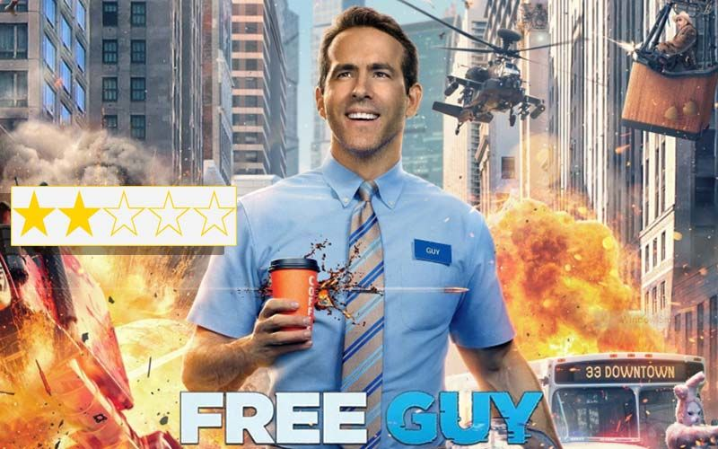 Free Guy Review: Ryan Reynolds And Jodie Comer Starrer Fails To Impress