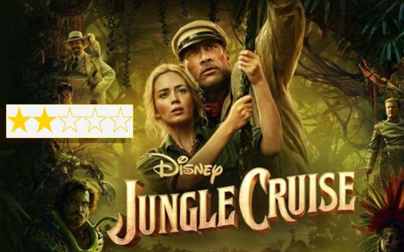 Jungle Cruise Review: Disney's Nonsensical Tedious Trip Down The Amazon