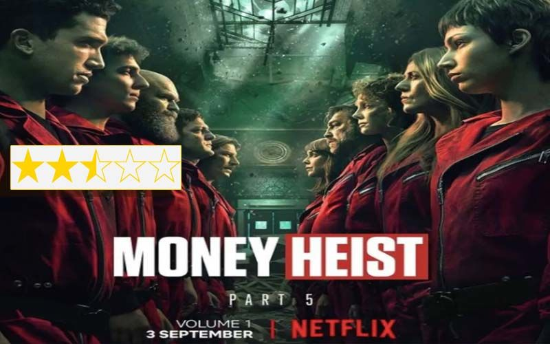 Money Heist Season 5 Review: A High-5 For This Hostage Melodrama