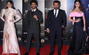 Filmfare Glamour And Style Awards: Alia Bhatt, Anushka Sharma, Ayushmann Khurrana, Kartik Aaryan - A Starry Affair