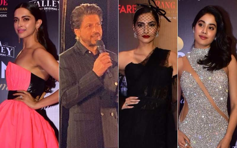 Filmfare Glamour And Style Awards 2019, Inside Pics And Videos: Deepika Padukone, Sonam Kapoor, Shah Rukh Khan, Janhvi Kapoor Win Big!