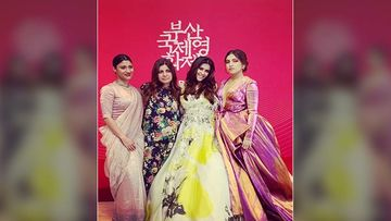 Ekta Kapoor Jets Off To The Busan International Film Festival 2019