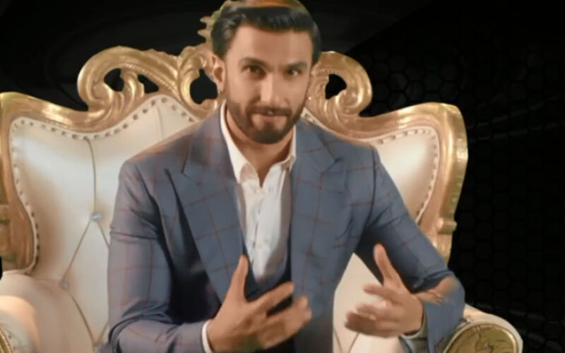 The Big Picture PROMO: Ranveer Singh Piques Curiosity As He Answers Quiz Questions About Karan Johar And Sanjay Leela Bhansali