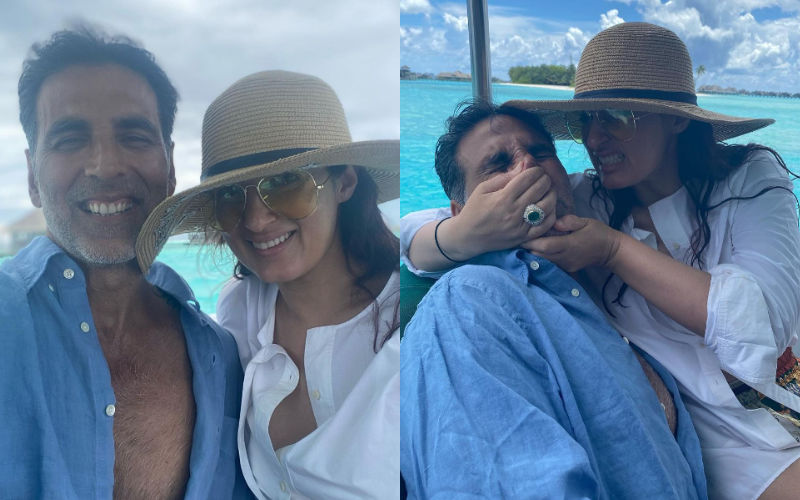 Twinkle Khanna Shares A Hilarious 'Couples On Instagram vs Reality' Post And Gives An Advice On How To Avoid Divorces; Check Out