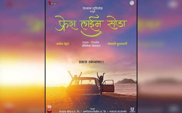 Fresh Lime Soda: Prarthana Behere And Sonalee Kulkarni Reveal The Poster Of Their Upcoming Chick-Flick