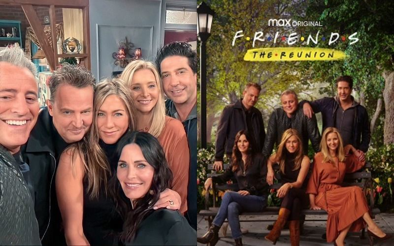 FRIENDS The Reunion: Jennifer Aniston, Courteney Cox And Others' STAGGERING Net Worths Will Leave You Astounded