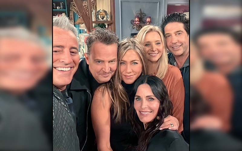 FRIENDS Reunion: David Schwimmer AKA Ross Reveals All 6 Cast Members Have Been Together Only TWICE Since The Show Ended In 2004