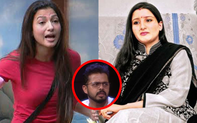 Bigg Boss 12: It's War Between Gauahar Khan And Sreesanth's Wife, Bhuvneshwari