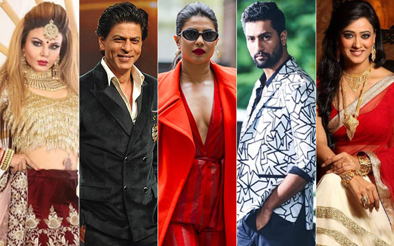 The Good, Bad And Ugly Of Last Week: Rakhi Sawant, Shah Rukh Khan, Priyanka Chopra, Vicky Kaushal, Shweta Tiwari?