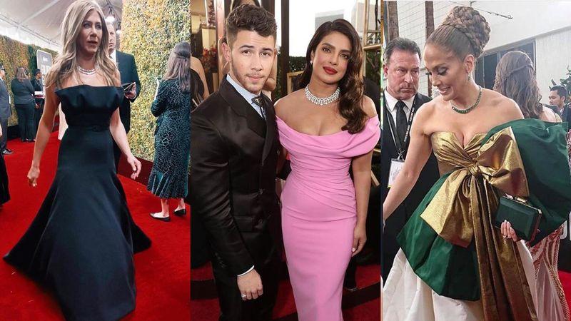 Golden Globes 2020 LIVE Red Carpet: Priyanka Chopra, Jennifer Aniston, Jennifer Lopez, Emilia Clarke, Kit Harington Are The Early Sizzlers