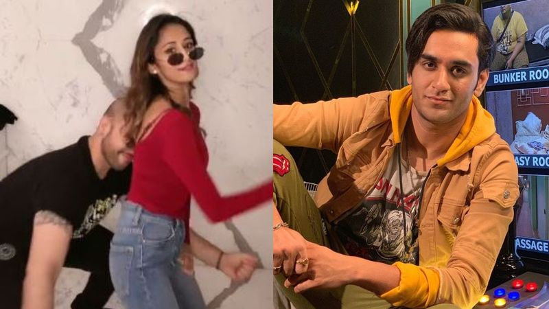 Adhyayan Suman And Ladylove Maera Mishra Swing Their Booties In New VIRAL Video; Bigg Boss Mastermind Vikas Gupta Has THIS In Common