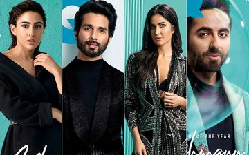 Sara Ali Khan, Katrina Kaif, Shahid Kapoor, Ayushmann Khurrana Bat For A Burning Social Cause Looking Smoking HOT As Cover Icons