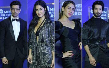 GQ Men Of The Year Awards 2019: Shahid Kapoor, Katrina Kaif, Hrithik Roshan, Sara Ali Khan; Stars Who Set The Red Carpet On Fire