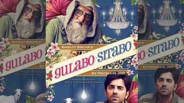 Amitabh Bachchan-Ayushmann Khurrana's Gulabo Sitabo Skips Theatre Release; Khurrana Confirms Amazon Prime Premiere On THIS Date