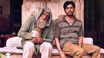 Gulabo Sitabo Song Madari Ka Bandar: Enchanting Vocals With Amitabh Bachchan-Ayushmann Khurrana's Screen Presence Are A Treat