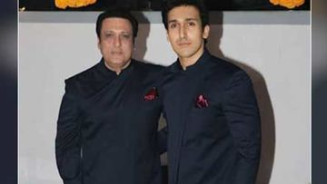 Govinda Reveals Car That Hit His Son Yashvardhan Belonged To Yash Raj Films; Says, 'Shocked That They Haven't Called Me'