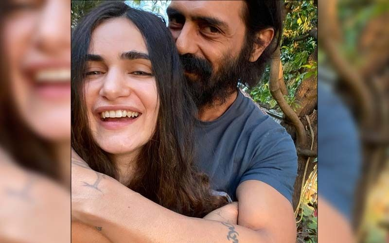 Arjun Rampal Pens A Romantic Birthday Message For His GF Gabriella Demetriades; Shares Adorable Pictures Of Her With Their Son Arik
