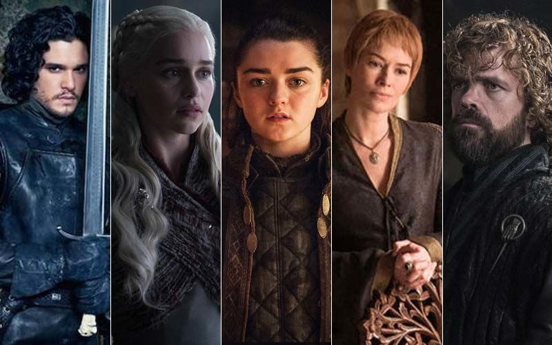 Game Of Thrones Season 8: Here's Where We Left Jon Snow, Daenerys Targaryen, Arya Stark, Cersei Lannister And Tyrion Lannister In Season 7