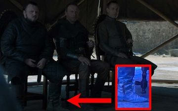 Game Of Thrones Season 8, Episode 6: After Starbucks Mug Blunder, Prop Department Leaves A Plastic Water Bottle