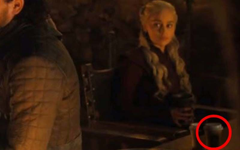 Game Of Thrones Season 8, Episode 4 Big Blunder: Makers Apologise For Overlooking The Starbucks Coffee Mug