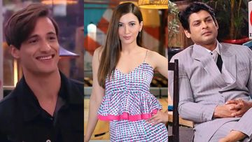 Bigg Boss 13: Gauahar Khan Questions How Sidharth Shukla Can Abuse Asim Riaz's Father, A Retired IPS Officer, Who Has Served India