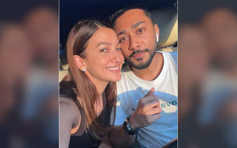 Gauahar Khan Shares Glimpses From Her Dreamy Wedding With Zaid Darbar; Thanks Him For Being A Support In Her 'Toughest Time'- WATCH