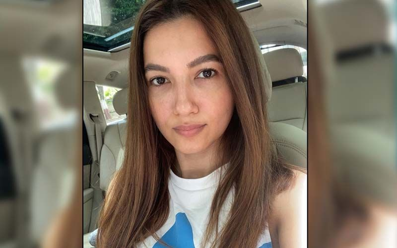 Gauahar Khan Leaves Netizens Impressed With Her Dance Moves; Actress Asks Fans 'Guess Whose Shirt Am I Wearing' -  WATCH