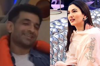 Bigg Boss 14: Eijaz Khan Confesses He Has A Crush On Senior Gauahar Khan; Friend Abhinav Shukla Asks Him To Give It A Shot