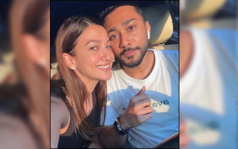 Gauahar Khan Impresses Fans As She Nails Her Dance Routine Despite Having An Injured Finger; Hubby Zaid Darbar Drops A Sweet Comment - WATCH