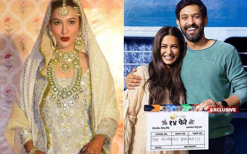 Newlywed Gauahar Khan To Be Seen In Vikrant Massey's 14 Phere- EXCLUSIVE