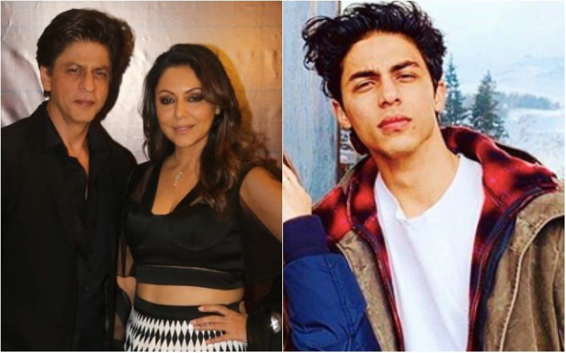 Shah Rukh Khan's Wifey Gauri Khan Shares A Stylish Throwback Picture; Recalls The Time When She Was Son Aryan's Age And Married