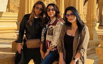 Gauri Khan And Maheep Kapoor's Sun-kissed Pics From Their Jaisalmer Vacay Are A Must-See This Sunday