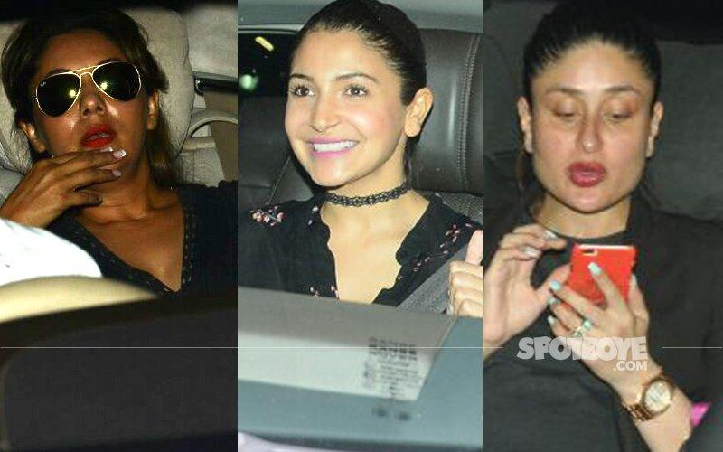 Gauri Khan, Kareena Kapoor Watch Ae Dil Hai Mushkil