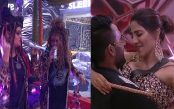 Bigg Boss 14: Contestants Soak In Navratri Vibes As Preety-Pinky Enter The House; Nikki Tamboli-Jaan Sanu Kiss And Patch Up - WATCH