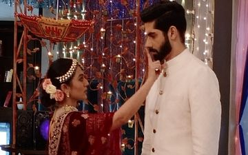 Ishq Mein Marjawaan 2: Riddhima And Vansh Dive In Festive Mood As They Celebrate Navratri With Dandiya Night