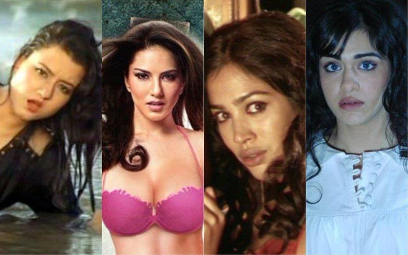 ये हैं बॉलीवुड की 7 भूतनियां जिन्हें देख आपको डर नहीं प्यार आएगा