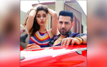 Gippy Grewal Hits The Music Charts With His Latest Track 'Vigad Gaya'