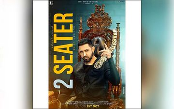 2 Seater' Song By Gippy Grewal Released