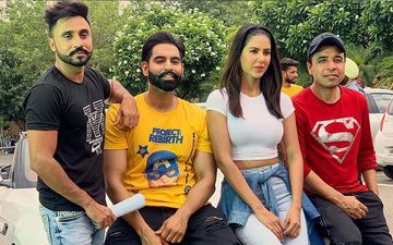 Jinde Meriye: Goldy Desi Crew Shares Picture From The Sets