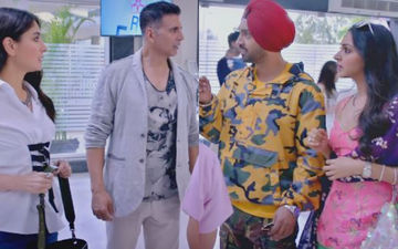 Good Newwz Trailer Review: Kareena Kapoor, Akshay Kumar, Kiara Advani And Diljit Dosanjh's IVF Saga Is A Laugh Riot