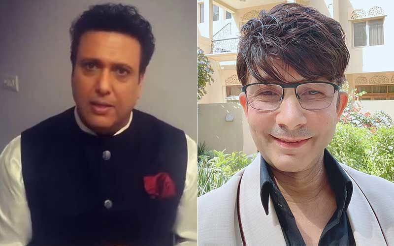 Govinda Reacts To KRK Thanking Him For His 'Love And Support' In Legal Case Against Salman Khan; 'I Am Not In Touch With KRK For Years'